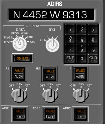 Mcdu Emulator Simulator For Airbus Practice And Learn